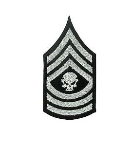 Patch-backpack-airsoft-biker-motorcycle-skull-grade-chevron-army-military