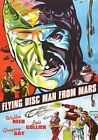 Flying Disc Man From Mars - DVD Region 1