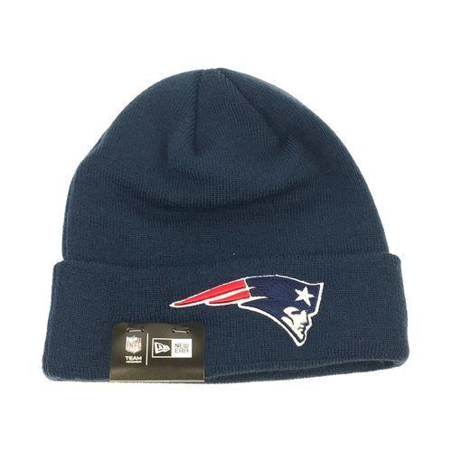 NEW England Patriots Team Essential New Era Beanie