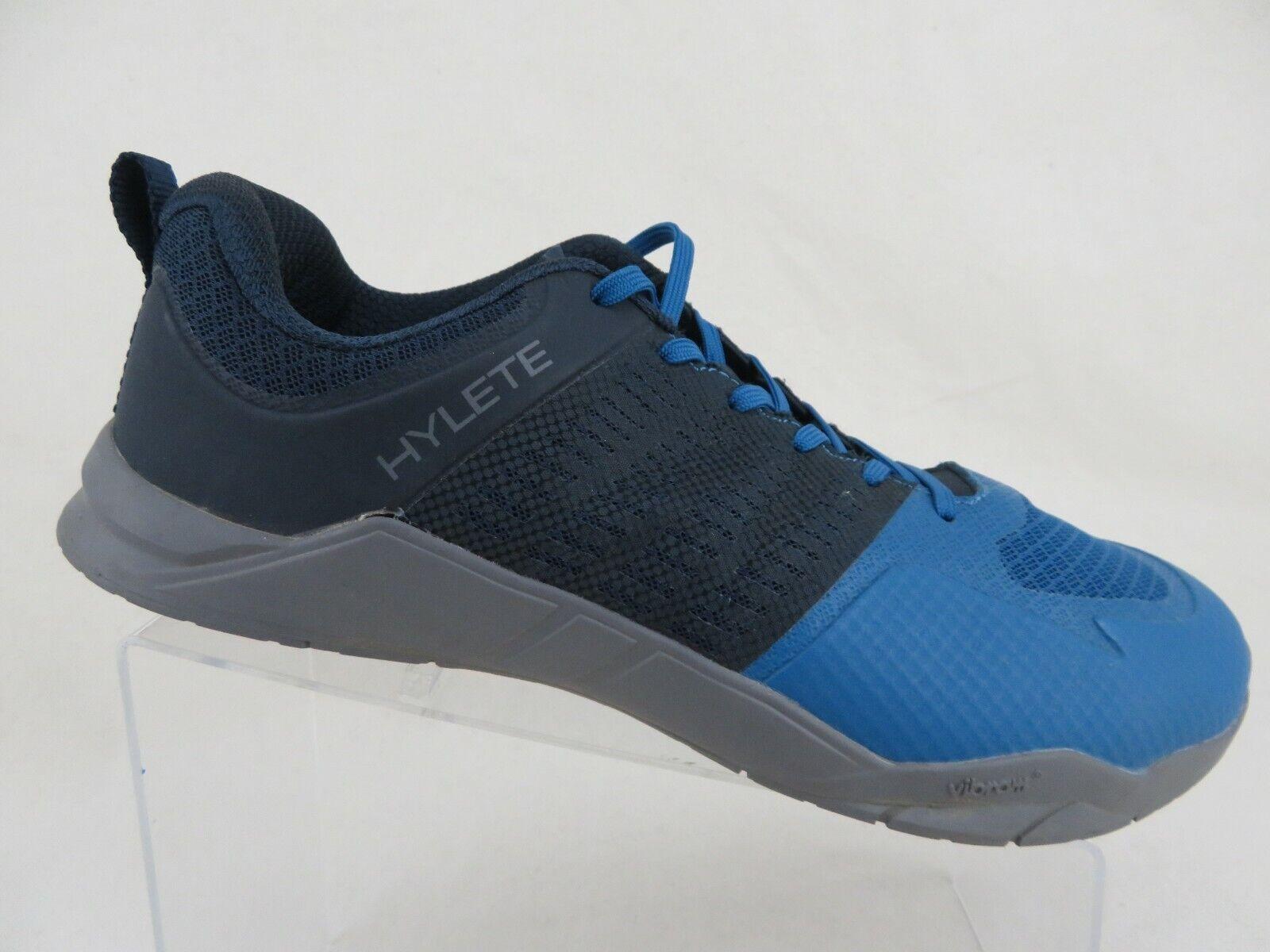 Hylete curcuit Azul Talla 11 hombres Cross-Training zapatos