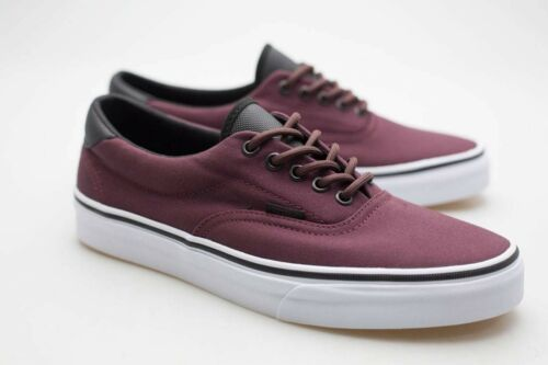 Vans Marrón Men 59 Vn0458lx2 Era Lona Blanco qq760Pxw