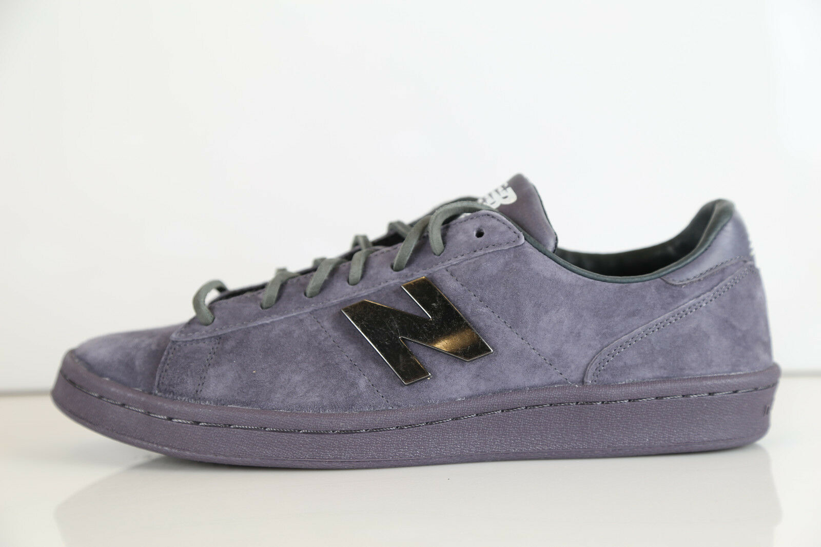 New Balance X Bait CT 791 Select Excalibur Grey Suede Pewter CT791B54 10.5 100 p