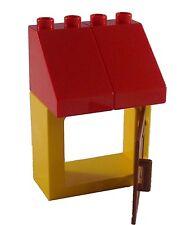Lego Duplo Stall / Hühnerstall Neu