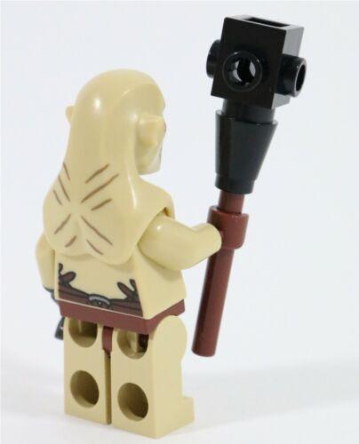 SDCC COMIC CON STYLE CLOSED MOUTH GENUINE LEGO HOBBIT AZOG MINIFIGURE 79014