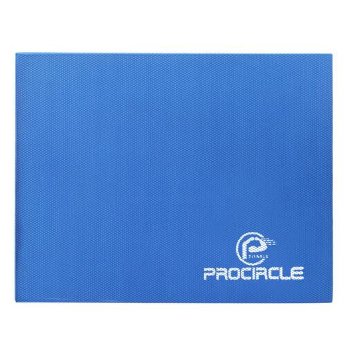 1 of 1 - PROCIRCLE Balance Pad Yoga Disc Stability Training  Elite Therapy 48 x 38CM