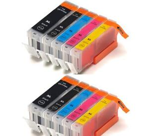 10-x-Generic-PGI-670XL-amp-CLI-671XL-ink-cartridges-for-Canon-MG5760-MG6860-TS6060