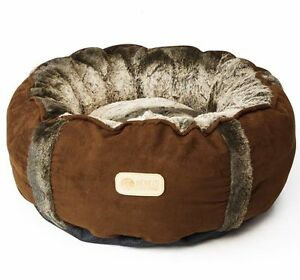 Wondrous New Luxurious High Quality Round Softwarm Velvet Pet Dog Squirreltailoven Fun Painted Chair Ideas Images Squirreltailovenorg