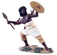 Britains Sudan War 27024 Hadendoa Warrior Defending With Spear 1