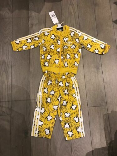 NEW ADIDAS JEREMY SCOTT TRACK SUIT KIDS BONES TS wings toddler infant