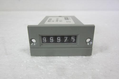 CROUZET 99 762 904 CONTAIMPULSI ELETTROMECCANICO DA PANNELLO 24V 50//60Hz