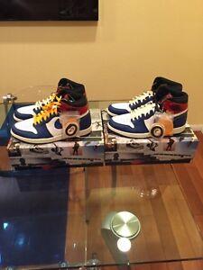 Nike Air Jordan 1 Retro High NRG Union LA Storm Blue - BNIB Sz. 10.5 ... 013cd72e8