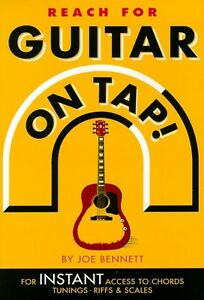 Guitar-on-Tap-Book-Paperback-By-Joe-Bennett-9780711979963-Learn-To-Play-Tutorial