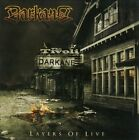 Layers of Live by Darkane (CD, Aug-2010, 2 Discs, Listenable Records)