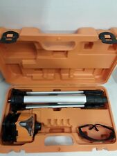 Johnson 40 0917 Hot Shot Manual Rotary Laser Level Kit