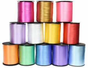 50m  party present wrap Wedding favor Gift wrap Balloon curling Ribbion 30m