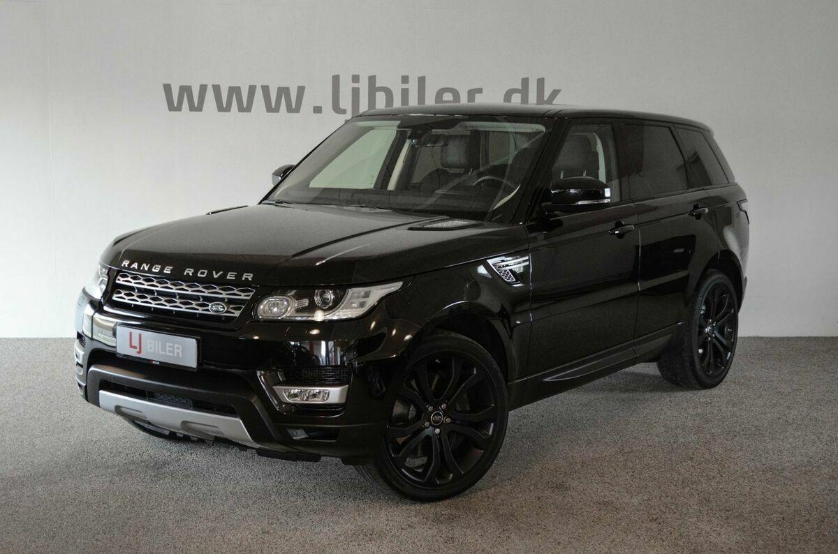 Land Rover Range Rover Sport 4,4 SDV8 HSE aut. 5d - 799.800 kr.