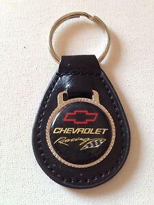 Chevy Impala Keychain Keyfob Chevrolet Key Chain Black