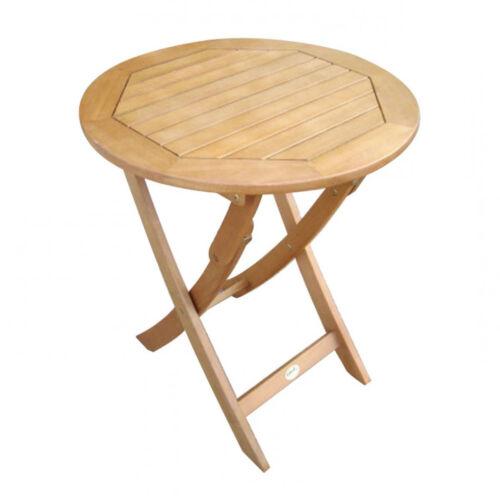 Caprice Gartentisch 70x70 Klapptisch Holztisch Tisch Bistrotisch Campingtisch