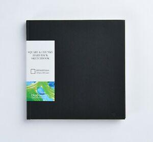 Blue-Acorn-Square-amp-Chunky-Hardback-Sketchbook-250x250mm-190pages-150gsm-Paper
