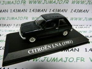 VA10F-Voiture-1-43-Ixo-altaya-CITROEN-LNA-1981