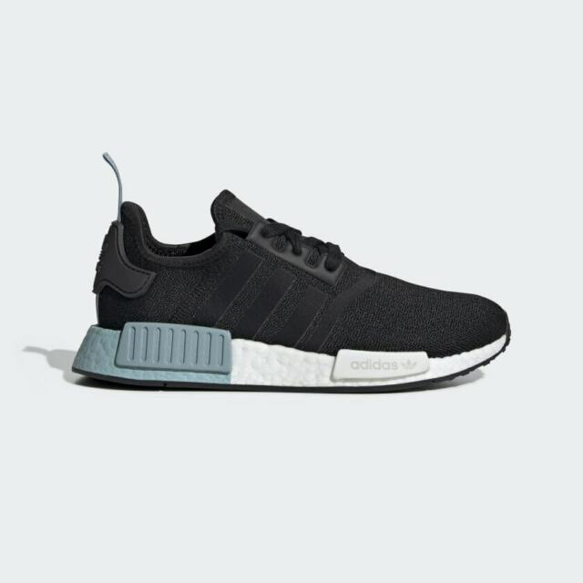 2017 Cheap Adidas NMD R1 GreyPink BY3058 Shoes Women's Size