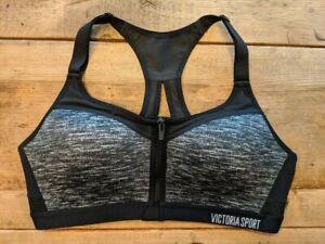 Victoria/'s Secret VSX Incredible Wireless Sports Bra Black