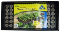 Jiffy Professional Greenhouse With Plant Labels Seed Starter Kit
