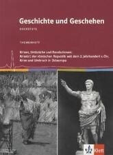 Geschichte und Geschehen - Themenhefte für die Oberstufe in Niedersachsen. Theme