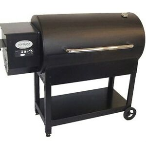 Louisiana-Grills-Wood-Pellet-Barbeque-Grill-and-Country-Smoker-Model-CS680