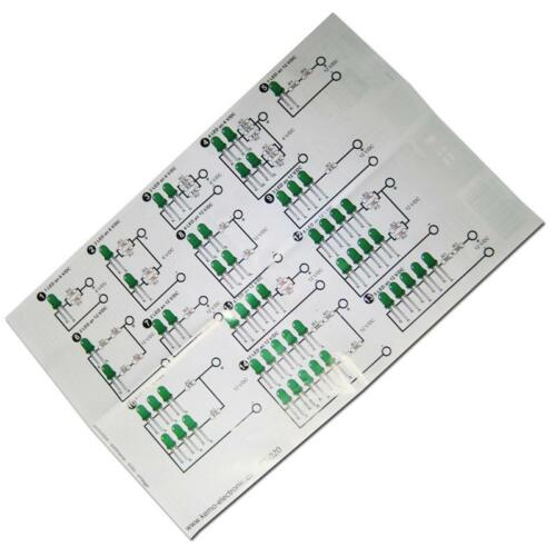 LED-Kreativ-Set 50 LEDs Bastelsatz von KEMO mit ca