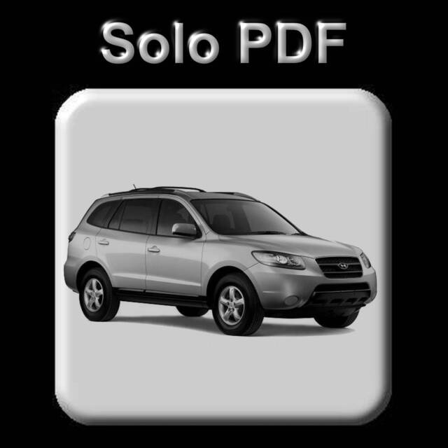 HYUNDAI SANTA FE (2006-2010) - WORKSHOP, SERVICE, REPAIR MANUAL - WIRING