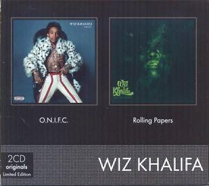 Image Is Loading WIZ KHALIFA O N I F C ROLLING PAPERS 2 CD NEW