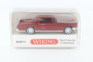 A-s-s-Wiking-OVP-ford-lincoln-continental-0210-01-Klassik-Edition-2011