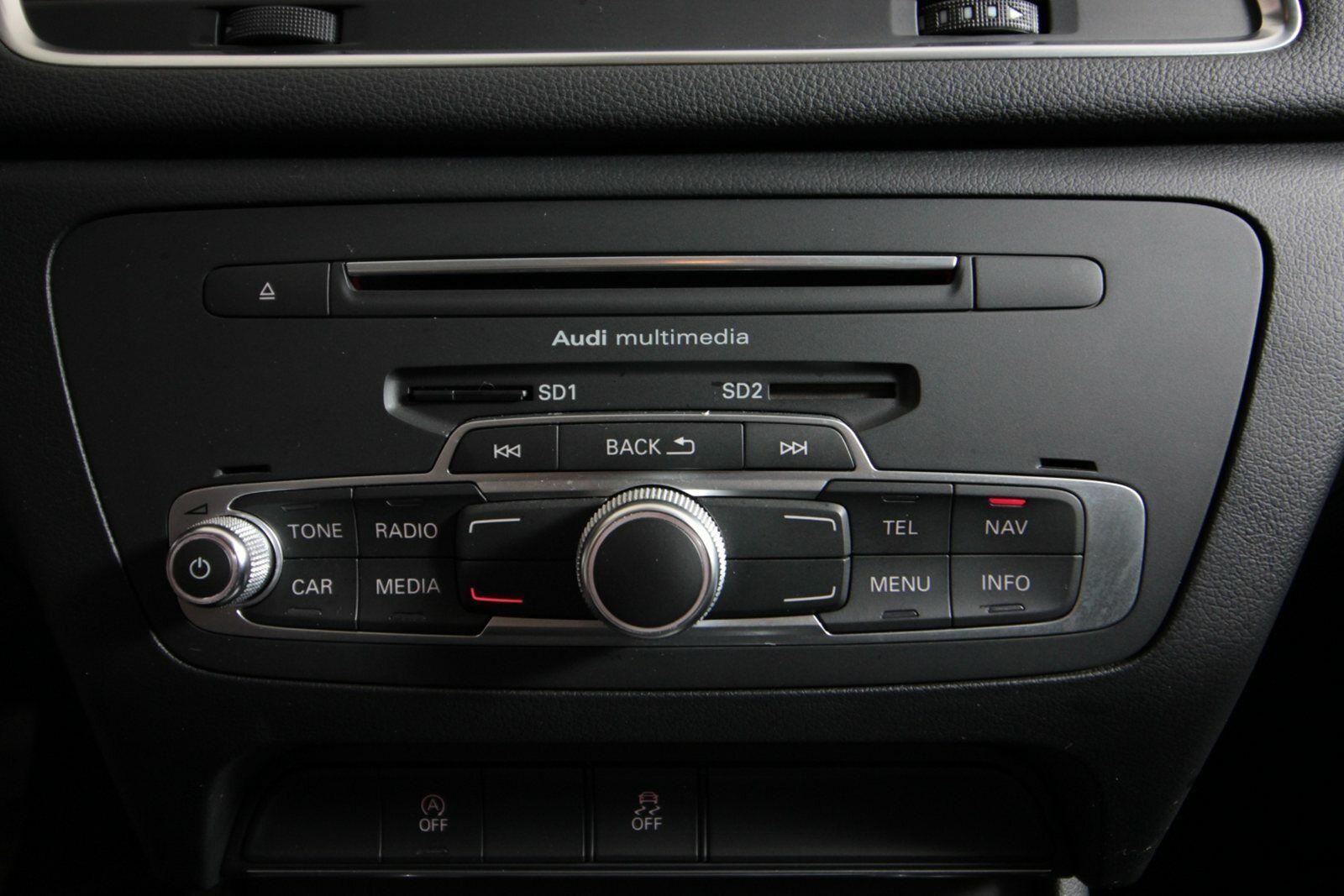 Audi Q3 TDi 150 Ultra