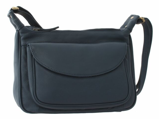 Bolla Bags Wimborne Collection PILFORD Single Strap Leather Shoulder ... e5fc5cc20e2ec