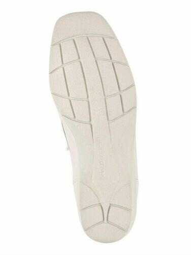 Chaussures Slipper Velcro Pantoufles Rôdeur cuir Taille 9//43 Largeur H