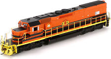 Athearn HO Scale EMD SD40T-2 Diesel Locomotive Genesee & Wyoming/G&W/CFE #3316