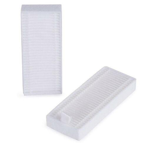 10Pcs Filters Replacement Fits For Coredy R300 Robot Vacuum Cleaner Parts