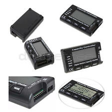 RC LCD Battery Capacity Voltage Checker Controller Tester for RC LiPo Batteries