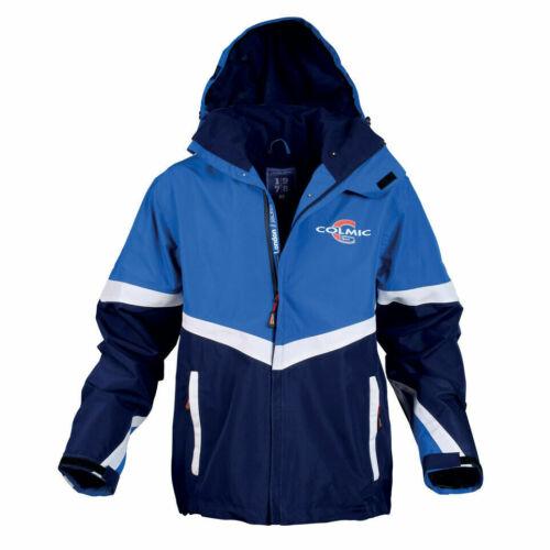 Colmic Clothing Jacket London 320 denier Official Fishing Anti Water Feug