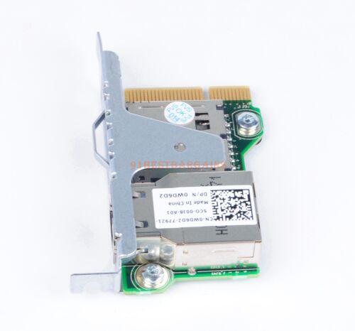 Remote Card /& License Dell iDRAC7 Enterprise Set for PowerEdge T320 T420 R620
