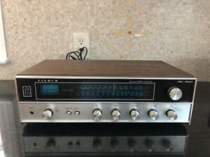Mint-Vintage-The-Fisher-Model-122-Stereo-AM-FM-Stereo-Receiver-Perfect-Condition