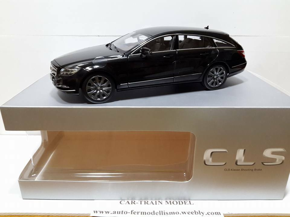 Mercedes-Benz CLS Klasse - Norev 1 18 1 18 1-18