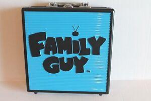 Case Blue Board Game : Family guy trivia board game in blue collectors case euc ebay