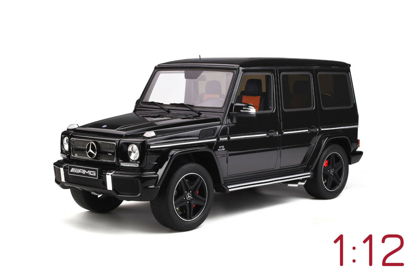 GT Spirit 1 12 - Mercedes-Benz G65 AMG Black GT202