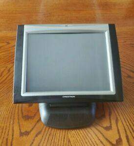 """Crestron TPS-4000 10.4/"""" Color Tilt Touch Screen Panel Display Monitor"""