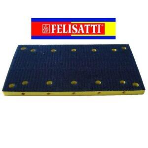 Platorello-velcro-aspirato-levigatrice-Felisatti-TP-517-AS-Ricambio-Originale