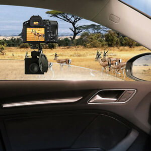 Auto-Car-Window-Camera-Monocular-Telescope-Spotting-Scope-Mount-Holder-Supports