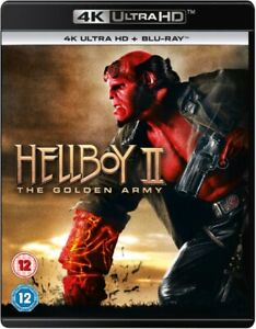 Nuovo-Hellboy-II-The-D-039-Oro-Militare-4K-Ultra-HD-Blu-Ray-8318611