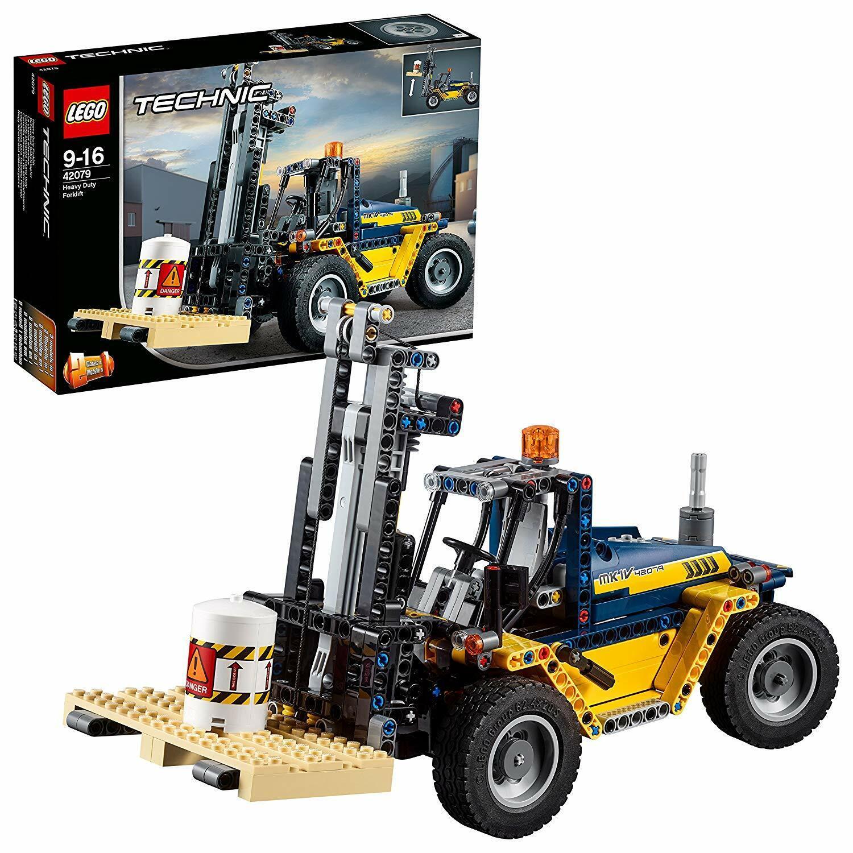 Lego Lego Lego Technic 42079 - Heavy Duty Forklift  - New sealed - Intl 8d270e